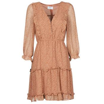 textil Dame Korte kjoler Betty London OBELLA Rustrød