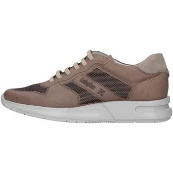 Sko Herre Lave sneakers CallagHan 91314 BEIGE