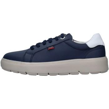 Sko Herre Lave sneakers CallagHan 45504 WHITE
