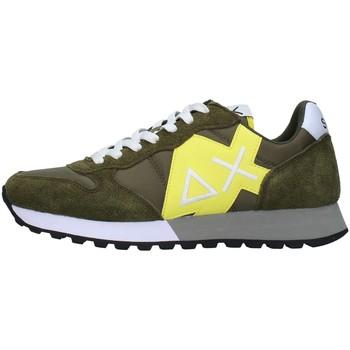 Sko Herre Lave sneakers Sun68 Z31110 GREEN