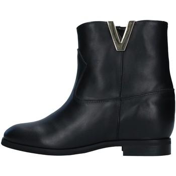 Sko Dame Høje støvletter Violet RM130 BLACK