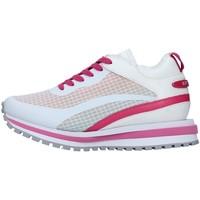 Sko Dame Lave sneakers Apepazza S1LSD01/NYL WHITE
