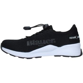 Sko Dreng Lave sneakers Blauer S1ANDY01/KNI BLACK