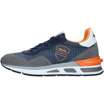 Sko Herre Lave sneakers Blauer S1HILOXL02/RIP NAVY BLUE