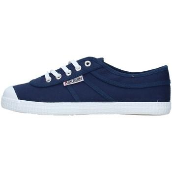 Sko Herre Lave sneakers Kawasaki K192495 NAVY BLUE