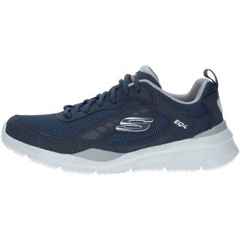 Sko Herre Lave sneakers Skechers 232024 NAVY BLUE