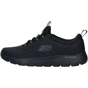 Sko Herre Lave sneakers Skechers 232186 BLACK