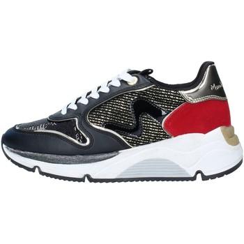 Sko Dame Lave sneakers Manila Grace W0DS023LU BLACK
