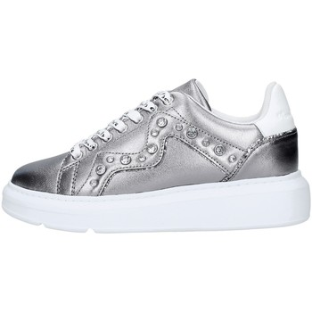 Sko Dame Lave sneakers Manila Grace W0DS016LW GREY