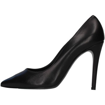 Sko Dame Højhælede sko Paolo Mattei 1400 BLACK