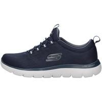 Sko Herre Lave sneakers Skechers 232186 NAVY BLUE
