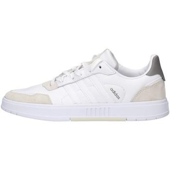 Sko Herre Lave sneakers adidas Originals FV8106 WHITE