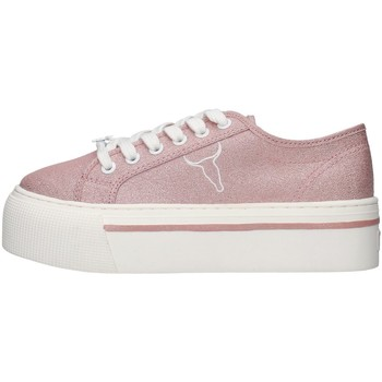 Sko Dame Lave sneakers Windsor Smith WSPRUBY PINK