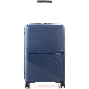 Tasker Hardcase kufferter American Tourister 88G041002 NAVY BLUE