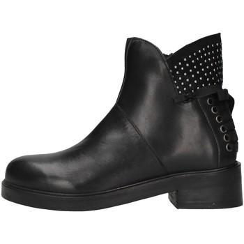 Sko Dame Høje støvletter Hl - Helen 402 BLACK