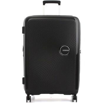 Tasker Hardcase kufferter American Tourister 32G009003 BLACK