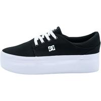 Sko Dame Sneakers DC Shoes Trase Platform Sort