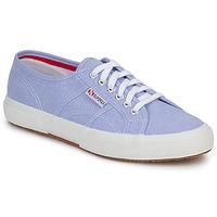 Sko Lave sneakers Superga 2750 COTUSHIRT Blå / LYS