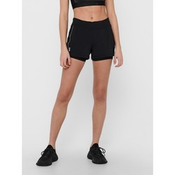 textil Dame Bukser Only Play PANTALON ENTRENAMIENTO MUJER ONLYPLAY 15189263 Sort