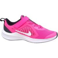 Sko Børn Multisportsko Nike Downshifter 10 Hvid, Pink