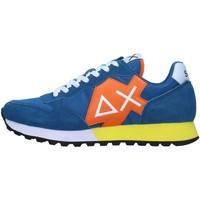 Sko Herre Lave sneakers Sun68 Z31110 BLUE