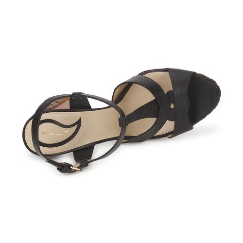 Etro NU-PIEDS 3763 Sort - Gratis fragt- Sko sandaler Dame 4039,00