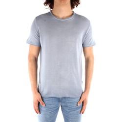 textil Herre T-shirts m. korte ærmer Blauer 21SBLUM01319 HEAVENLY