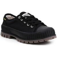 Sko Herre Lave sneakers Palladium Manufacture Pallashock OG Sort