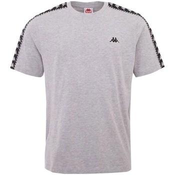 textil Herre T-shirts m. korte ærmer Kappa Ilyas Grå