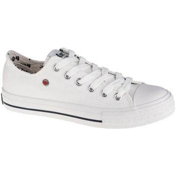 Sko Dame Lave sneakers Lee Cooper LCW21310091L Hvid