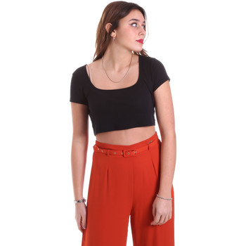textil Dame Toppe / Bluser Vicolo UK0291 Sort