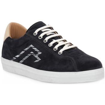 Sko Herre Lave sneakers Frau AMALFI BLU LATTE Blu