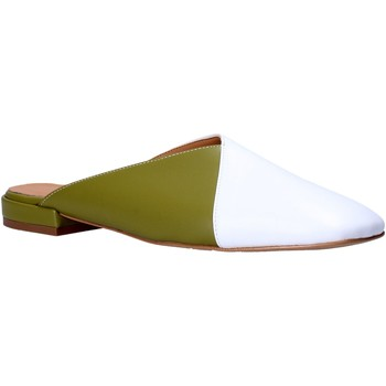 Sko Dame Træsko Grace Shoes 866003 hvid