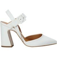 Sko Dame Højhælede sko Grace Shoes 962G006 hvid