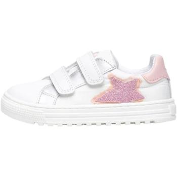 Sko Børn Sneakers Naturino 2015163 01 hvid