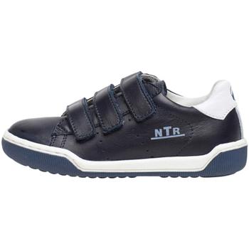 Sko Børn Sneakers Naturino 2014896 01 Blå