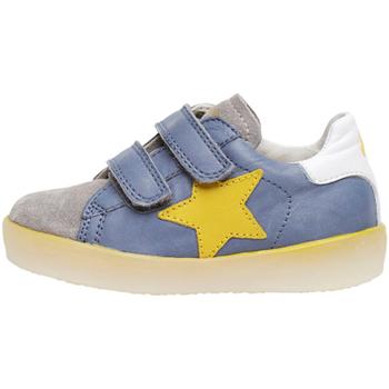 Sko Børn Sneakers Naturino 2014773 01 Grå