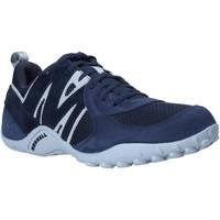 Sko Herre Lave sneakers Merrell J598439 Blå