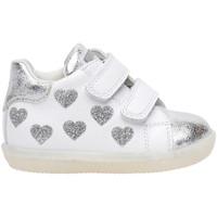 Sko Børn Høje sneakers Falcotto 2014709 01 hvid