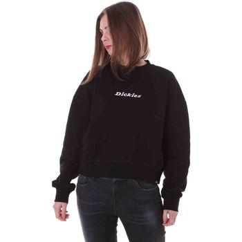 textil Dame Sweatshirts Dickies DK0A4XD1BLK1 Sort
