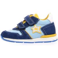 Sko Børn Sneakers Falcotto 2012389 01 Blå