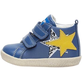 Sko Børn Sneakers Falcotto 2014690 01 Blå