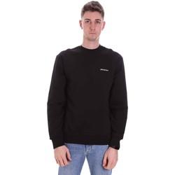 textil Herre Langærmede T-shirts Dickies DK0A4XCRBLK1 Sort