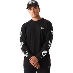 textil Herre Sweatshirts New-Era 12553334 Sort
