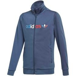 textil Børn Jakker adidas Originals GN7437 Blå