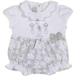 textil Børn Buksedragter / Overalls Chicco 09050855000000 hvid