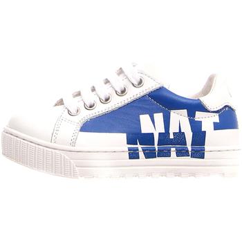 Sko Børn Sneakers Naturino 2014872 01 hvid