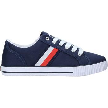 Sko Børn Sneakers Tommy Hilfiger T3B4-31070-1185X007 Blå