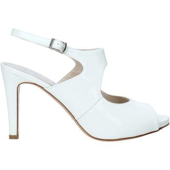 Sko Dame Sandaler Melluso HS824 hvid