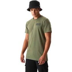 textil Herre T-shirts & poloer New-Era 12590874 Grøn